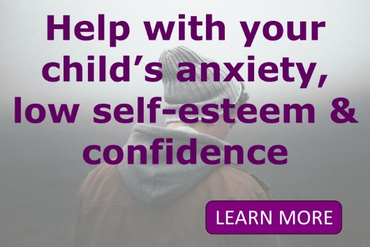 Supporting child anxiety